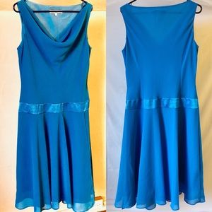 Evan Picone Cocktail Party Dress Size 14
